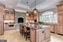 Gourmet Kitchen - 7712 GEORGETOWN PIKE, MCLEAN