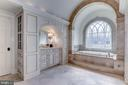 Luxurious Master Bath - 7712 GEORGETOWN PIKE, MCLEAN