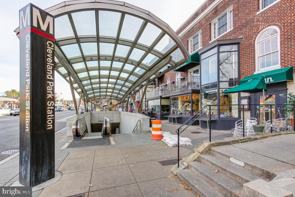 Metro - 3618 CONNECTICUT AVE NW #203, WASHINGTON