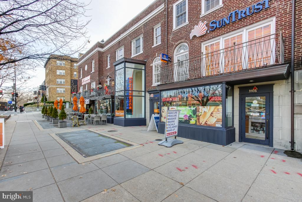 Neighborhood - 3618 CONNECTICUT AVE NW #203, WASHINGTON