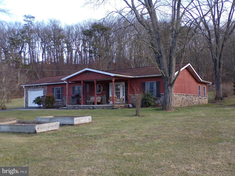 Single Family Homes pour l Vente à Fort Ashby, Virginie-Occidentale 26719 États-Unis