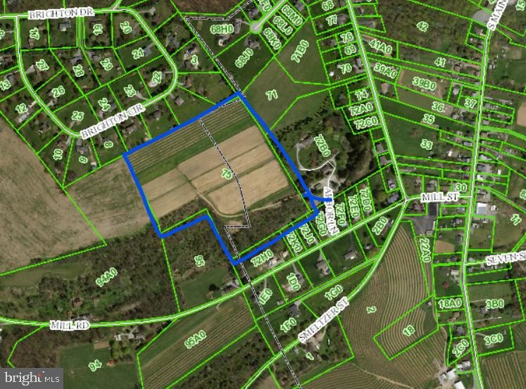 Land for Sale at Loganville, Pennsylvania 17342 United States