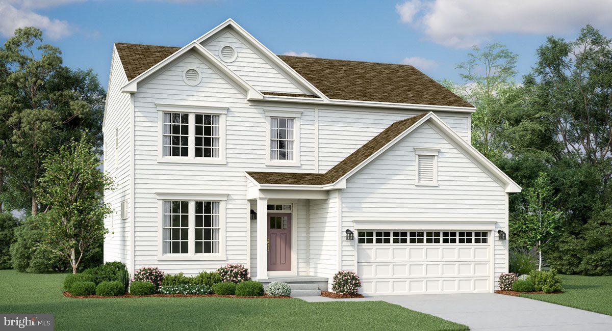 Single Family Homes для того Продажа на Aberdeen, Мэриленд 21001 Соединенные Штаты