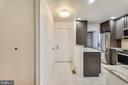 Inviting entryway w/updated light fixture - 2014 SWANS NECK WAY, RESTON