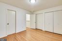 Master bedroom #2 has double closets - 2014 SWANS NECK WAY, RESTON