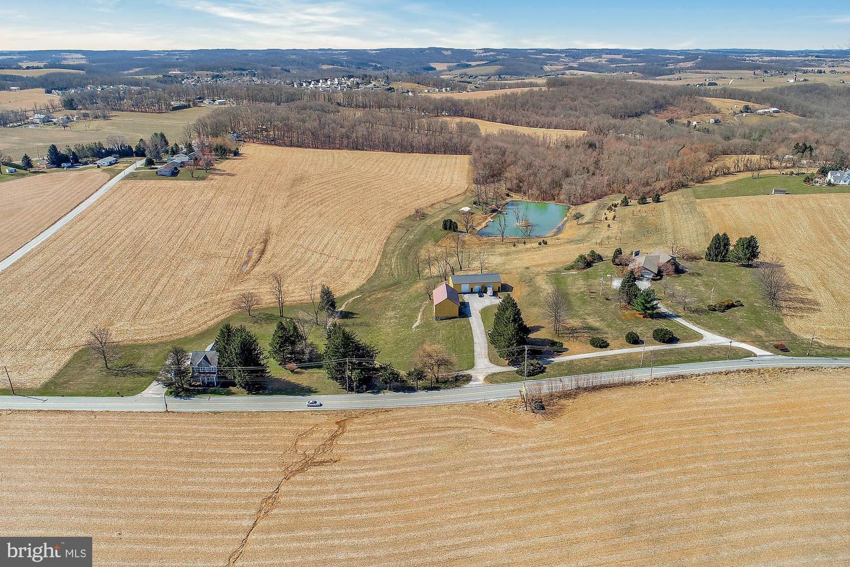 Single Family Homes pour l Vente à 1350 DELTA Road Red Lion, Pennsylvanie 17356 États-Unis
