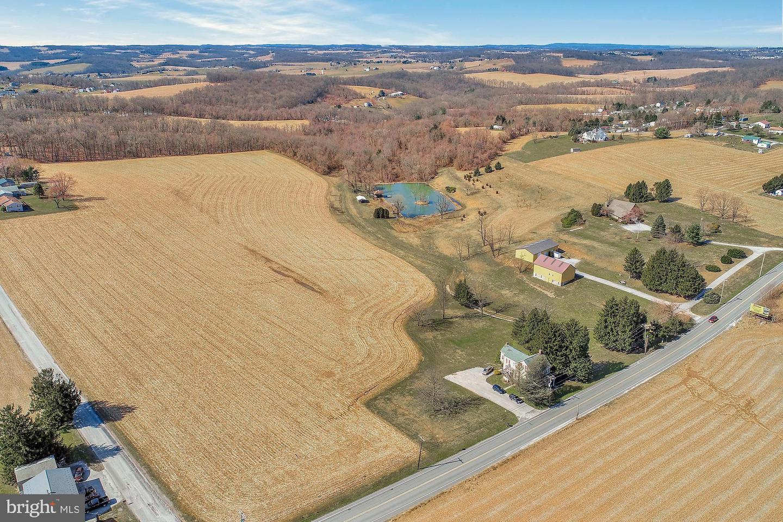 Terrain pour l Vente à 1350 DELTA Road Red Lion, Pennsylvanie 17356 États-Unis