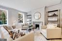 Living Room - 1431 33RD ST NW, WASHINGTON