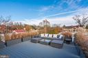 Roof Deck - 1431 33RD ST NW, WASHINGTON