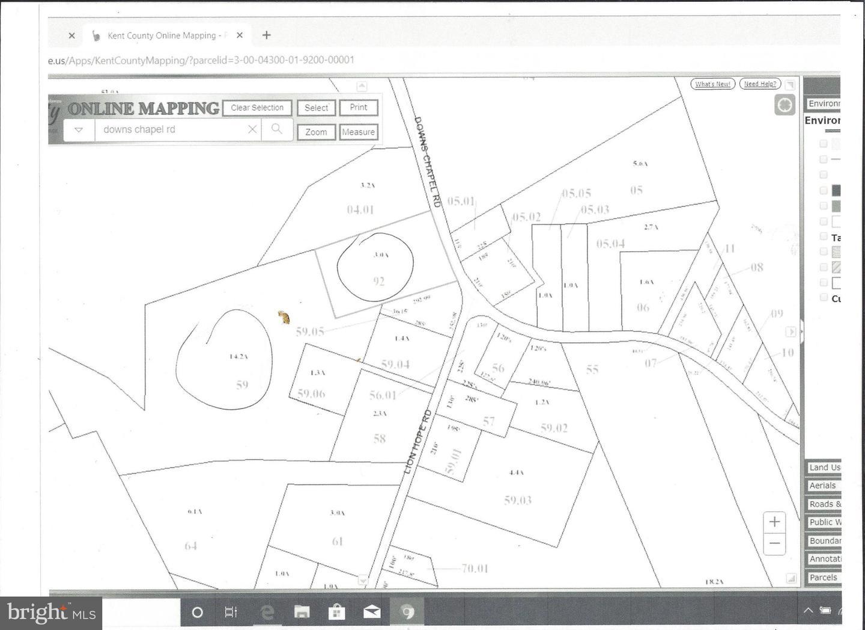 أراضي للـ Sale في Clayton, Delaware 19938 United States