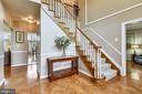 Foyer - 43347 BUTTERFIELD CT, ASHBURN