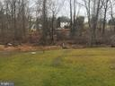 View from Family Room and Kitchen into Backyard - 9836H MAGLEDT RD, PARKVILLE