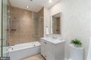Quest full bath - 601 N FAIRFAX ST #404, ALEXANDRIA