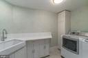 Spacious Laundry Room - 601 N FAIRFAX ST #404, ALEXANDRIA