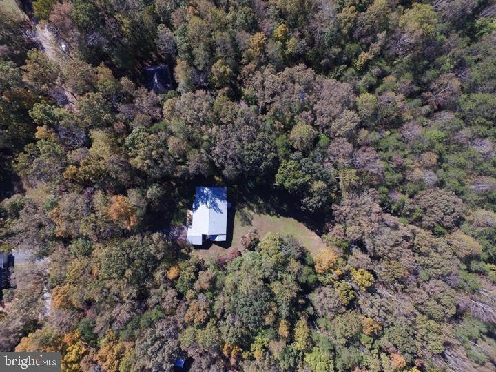 Drone veiw of home - 9325 WYNDHAM HILL LN, SPOTSYLVANIA