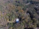Home is nestled in the woods on 7.44 acres - 9325 WYNDHAM HILL LN, SPOTSYLVANIA