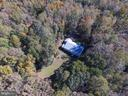 Drone view of the home - 9325 WYNDHAM HILL LN, SPOTSYLVANIA