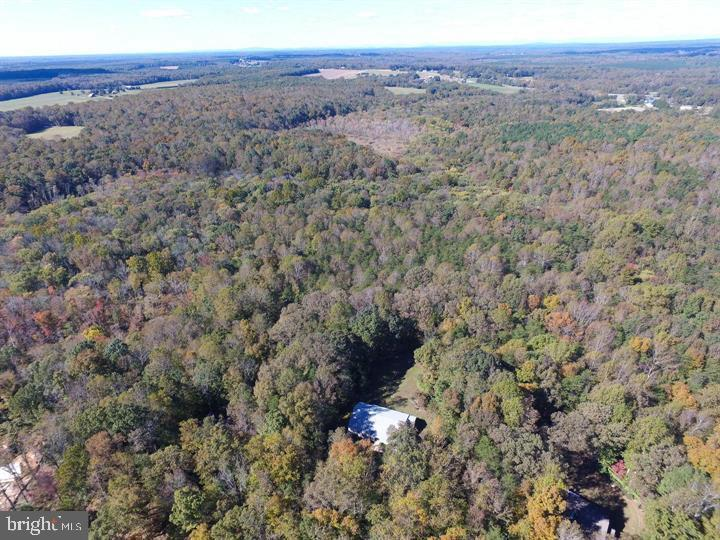 Drone view of home and surrounding area - 9325 WYNDHAM HILL LN, SPOTSYLVANIA