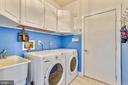 Laundry/Mud Room-Access to Garage - 43347 BUTTERFIELD CT, ASHBURN
