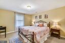 Lower Level - Bedroom - 43347 BUTTERFIELD CT, ASHBURN