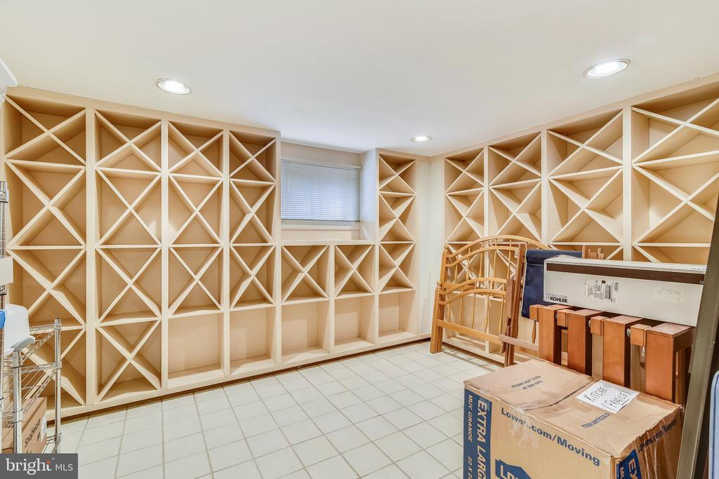 Wine Storage Room - 43347 BUTTERFIELD CT, ASHBURN