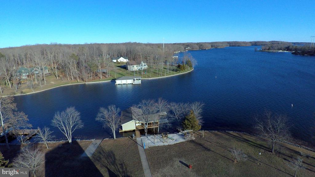 Boat House! - 4401 SEAY POINT RD, MINERAL