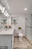 Brand New Bathroom - 132 N DONELSON ST, ALEXANDRIA