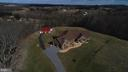 Aerial View - 7235 WOODVILLE RD, MOUNT AIRY