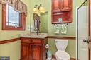 Third Bathroom - 7235 WOODVILLE RD, MOUNT AIRY