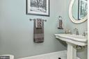 Half Bath - 7235 WOODVILLE RD, MOUNT AIRY