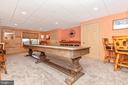 Shuffleboard/Game Room - 7235 WOODVILLE RD, MOUNT AIRY