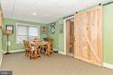 Lower Level Nook - 7235 WOODVILLE RD, MOUNT AIRY