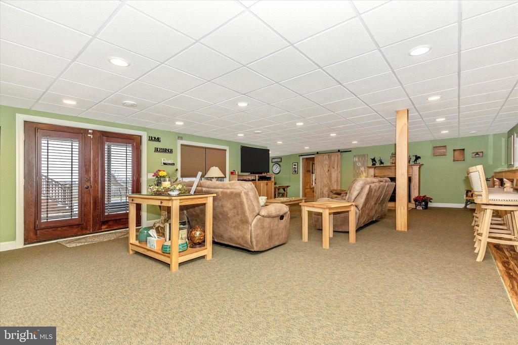 Lower Level - 7235 WOODVILLE RD, MOUNT AIRY
