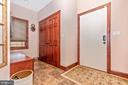 Mud Room off garage - 7235 WOODVILLE RD, MOUNT AIRY