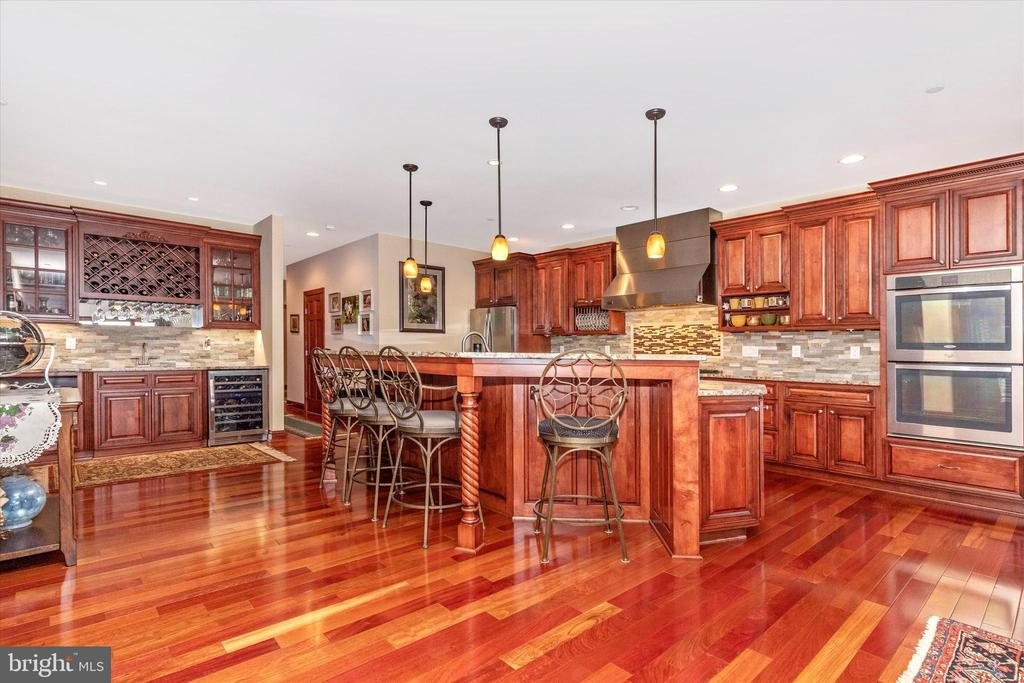 Kitchen - 7235 WOODVILLE RD, MOUNT AIRY