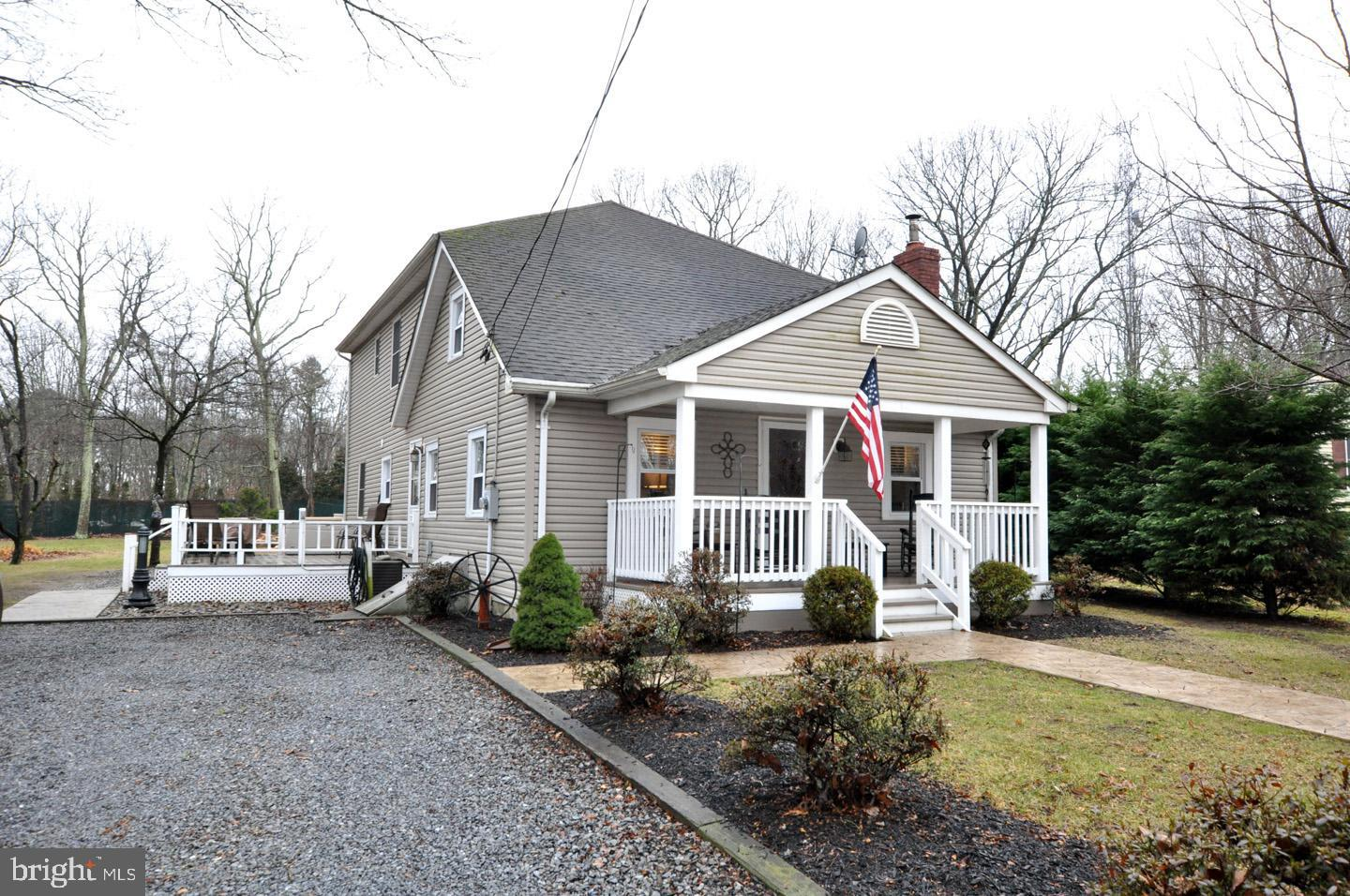 Single Family Homes for Sale at New Egypt, New Jersey 08533 United States