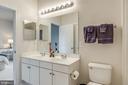 3rd Upstairs Bathroom for Bedrooms #3 & #4 - 21431 FAIRHUNT DR, ASHBURN