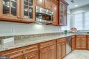 Granite Countertops - 21431 FAIRHUNT DR, ASHBURN