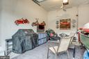 3rd Car Garage Currently Used as Man Cave - 21431 FAIRHUNT DR, ASHBURN