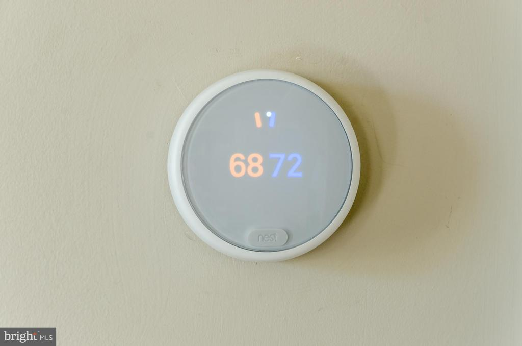 Dual zone heating and  cooling with the Nest - 14311 BENTLEY PARK DR, BURTONSVILLE