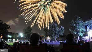 Fireworks over Oronoco Bay Park. - 601 N FAIRFAX ST #304, ALEXANDRIA