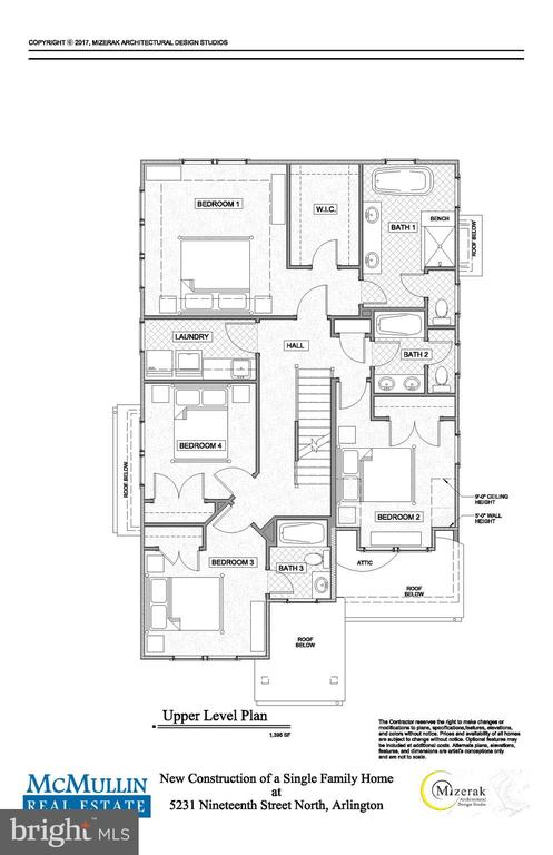 Upper Level - 5231 19TH ST N, ARLINGTON