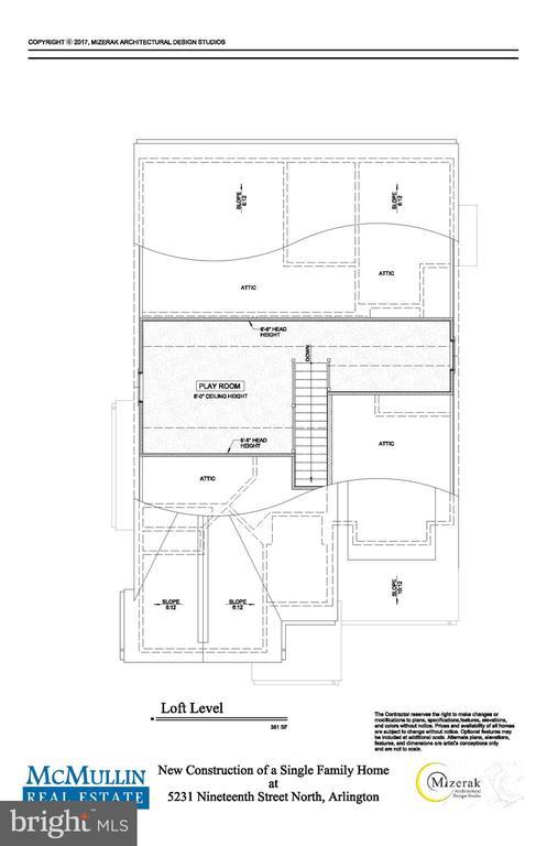 Loft Level - 5231 19TH ST N, ARLINGTON