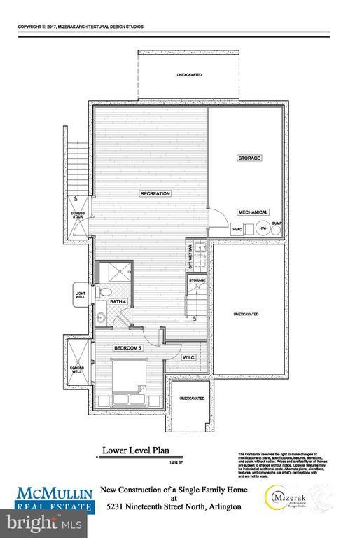 Lower Level - 5231 19TH ST N, ARLINGTON