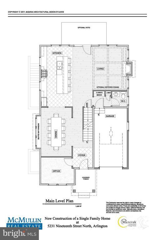 Main Level - 5231 19TH ST N, ARLINGTON