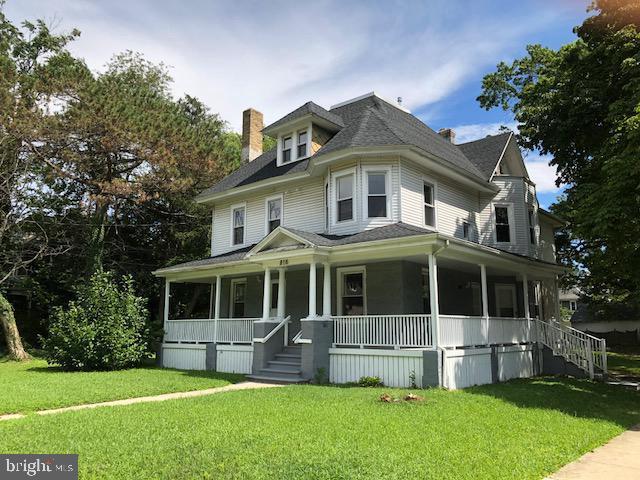 Quadraplex för Försäljning vid Collingswood, New Jersey 08107 Förenta staterna