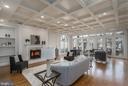 Living room - 1914 35TH ST NW, WASHINGTON
