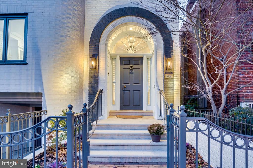 Entrance - 1914 35TH ST NW, WASHINGTON