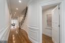 Hallway - 1914 35TH ST NW, WASHINGTON