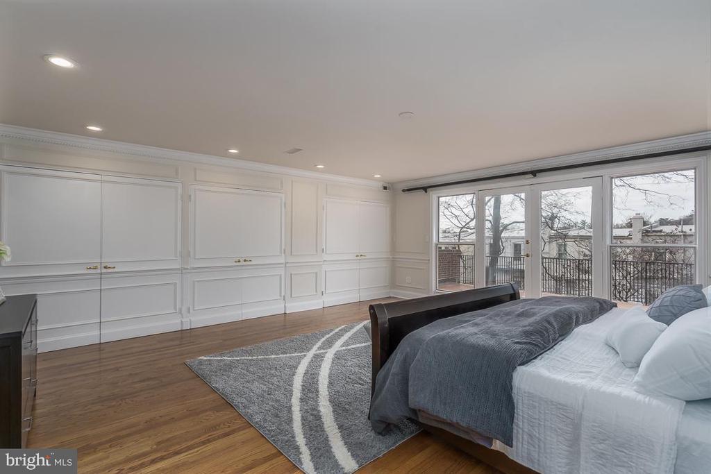 Master bedroom - 1914 35TH ST NW, WASHINGTON